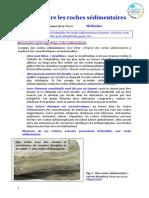 Reconnaitre Roches Sedimentaires