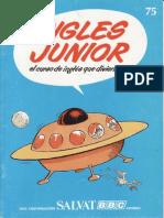 Inglés Junior BBC Fascículo 75