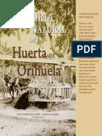Evolución histórica de la fauna en el Bajo Segura