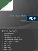 Gastroeteritis