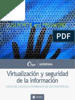 Virtualizacion y Seguridad de La Informacion