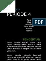 unsur periode keempat