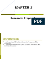 Research  -Proposal CH 3.ppt