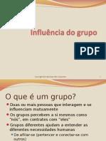 Cap 8 - Influência Do Grupo