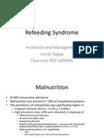 Re Feeding Syndrome