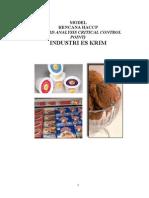 Paper Es Krim HACCP