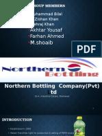Northern bottling company..NC peshawar.