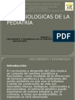 bases biologicas en pediatria LA vida como un ciclo