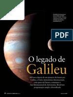 O legado de Galileu