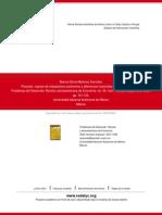 Plusvalor, ingreso de trabajadores autónomos y diferencias nacionales de tasas de plusvalor