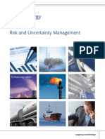 Risk and Uncertainty Management