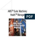AMS Machinery Manager Test Drive