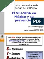 EL VIH- sida en mexico y su prevención