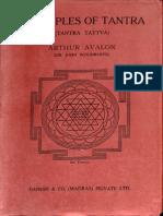 principles of tantra tantra tattva 1960 ganesh co arthur avalon_part1