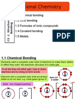 C2.1 Structures and Bonding