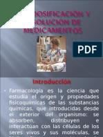 Medicamentos Dosis y Dosificacion.