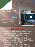 Medicamentos Dosis y Dosificacion