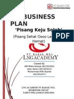 Business Plan Jadi