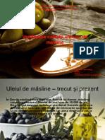 calitatea uleiului