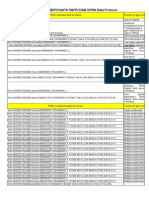 GPRS Data Protocol
