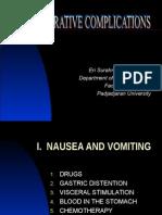 Post Operating Complications (Eri S)