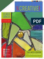 Summer 2015 Artscenter Catalog