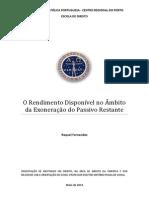 O Rendimento Disponível No Âmbito-PDF
