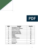 Comparative Analysis of Mutualfund of Hdfc & Icici- Sharekhan