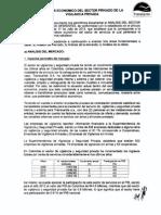 Analisis Economico Del Sector Privado de La Vigilancia Privada