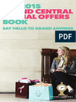 Grand Central Station Special Offers