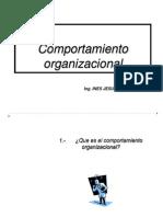 CAPITULO 1 Comportamiento Organizacional