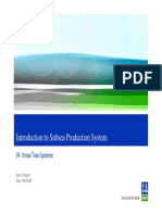 Introduction to Subsea Production System