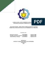 Lomba Karya Cipta Maritim Nasional 2013