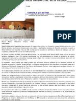 El IDDI y Fiscalias Barriales orientan 2 mil 300 en solución conflictos