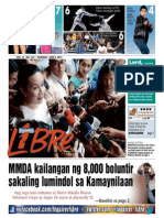 Today's Libre 06042015