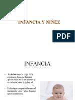 Presentación de Infancia y Ninez