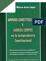 Amparo y Habeas Corpus