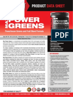 Max Power Greens