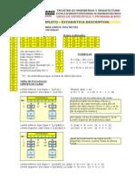 Ejemplos Completos de Estadigrafos - Texto
