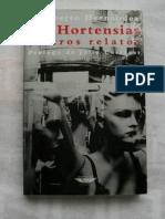 Las Hortensias (Felisberto Hernández)