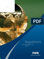 2014 FIFA World Cup regulations