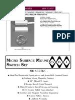 GRI 500-B Data Sheet