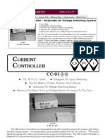 GRI CC-01 Data Sheet