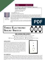 GRI SB2000 Data Sheet