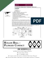 GRI RB-01-B Data Sheet