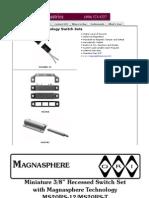 GRI MS20RS-12-B Data Sheet