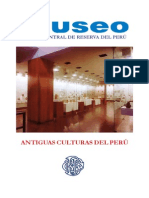 Folleto de Arqueologia