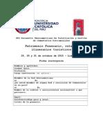 Formato de resumen y ficha de Inscripción XVI Encuentro Iberoamericano de Cementerios Patrimoniales
