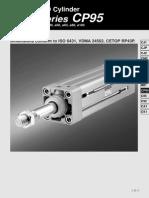 CP95 VDMA Cylinder