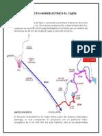 Proyecto hidrologico el cajon